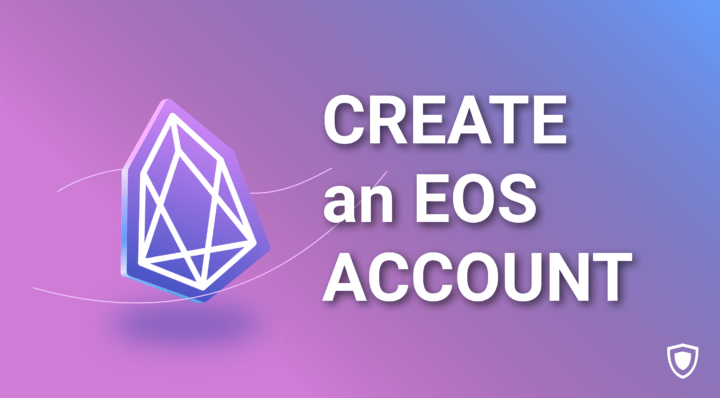 eos account