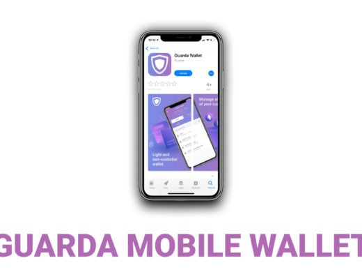 mobile cryptocurrency wallet