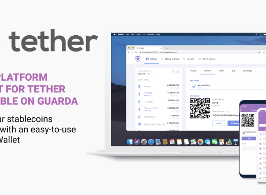 Tether USDT wallet