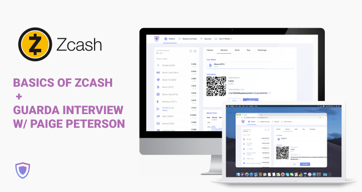 Guarda Wallet and ZCash: Together for Privacy
