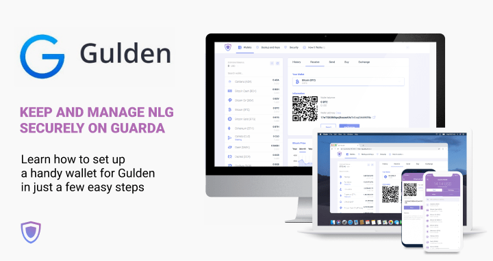 Gulden wallet