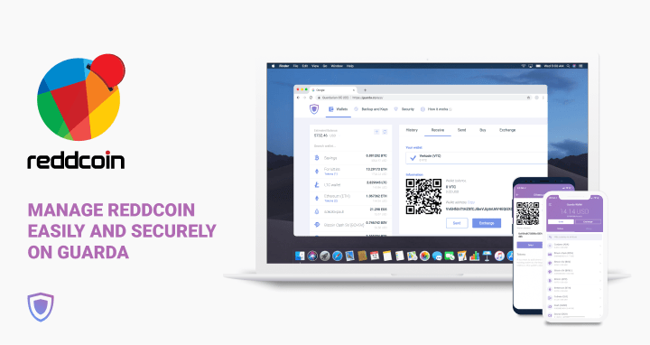 How to Create a Reddcoin Wallet | Step-by-step Guide