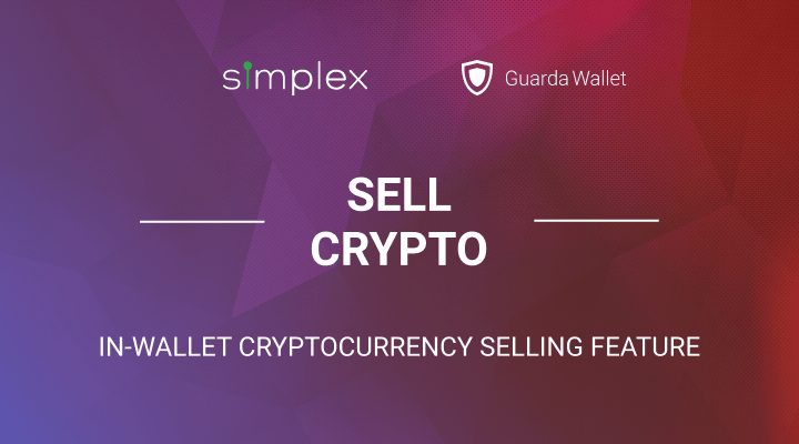 sell cryptocurrency