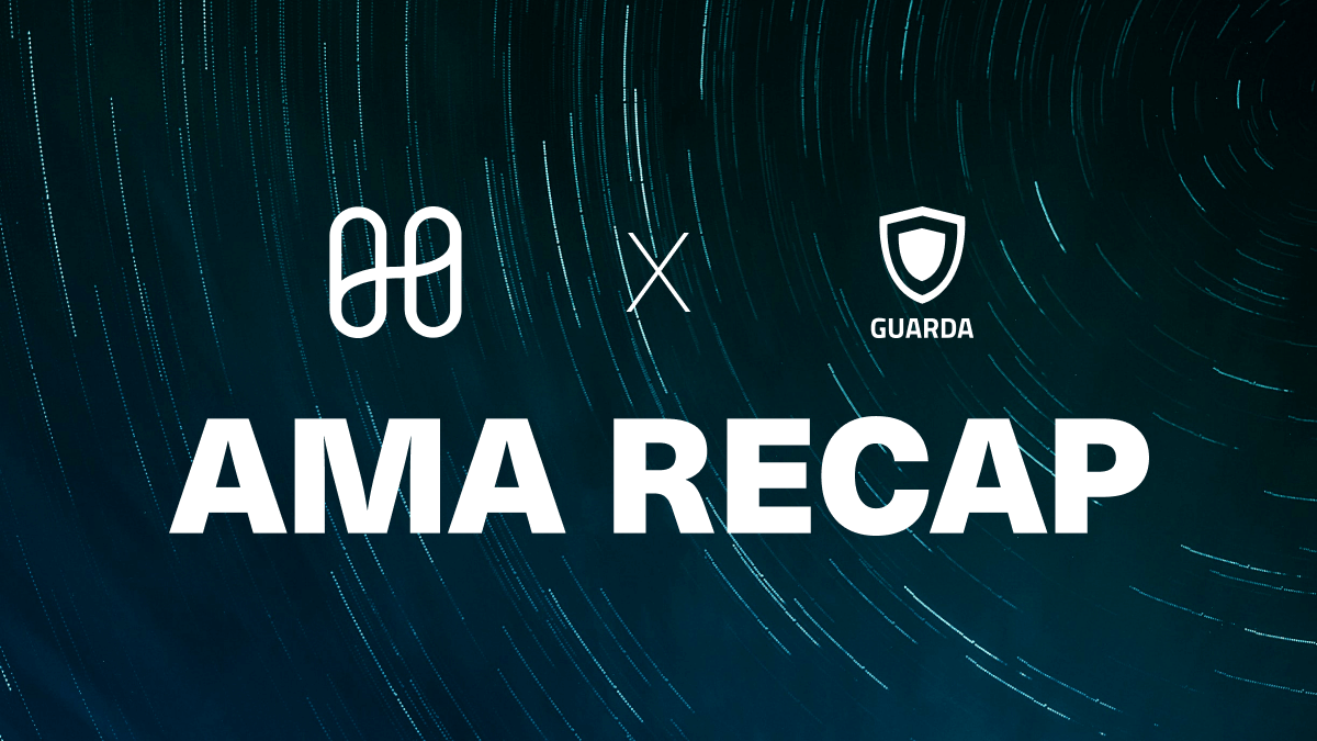 AMA Recap with COO of Harmony ($ONE)