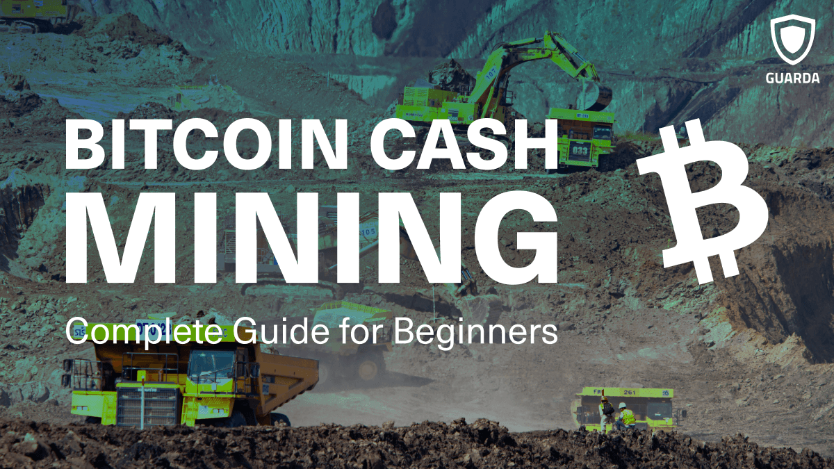 How to Mine Bitcoin Cash: A Complete Guide for Beginners [2021]