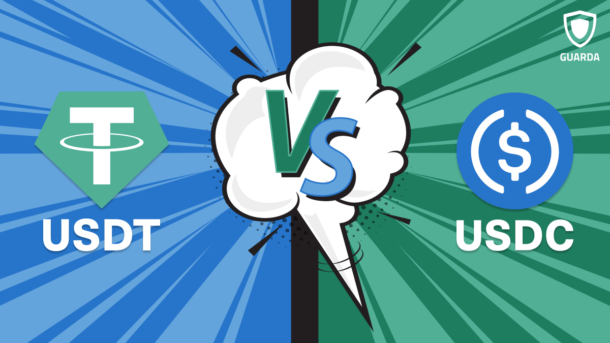 The Difference Between USDC and USDT Stablecoins